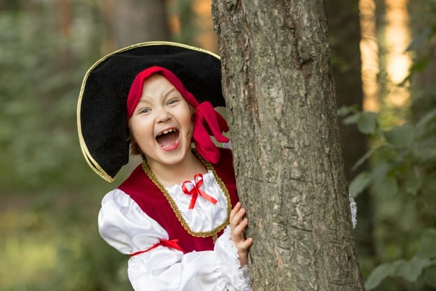 pirata Jack Sparrow um dos personagens da Disney,