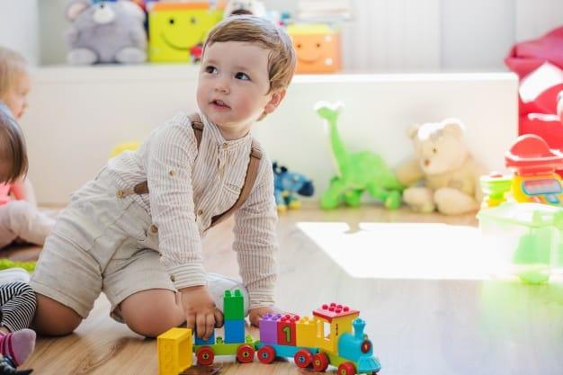 presente para criança de 1 ano