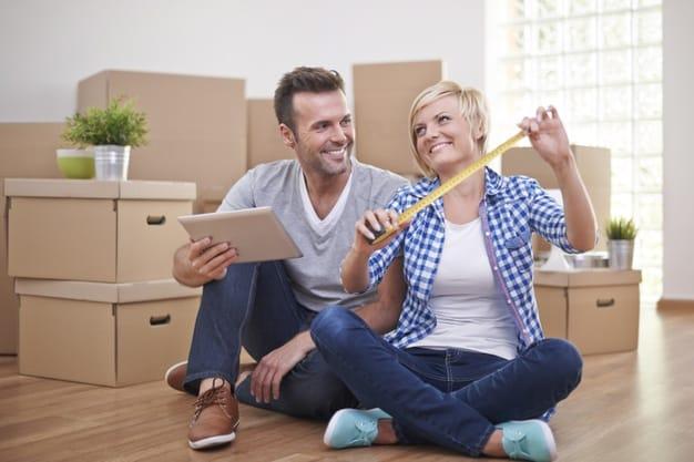 Como escolher os móveis da casa nova