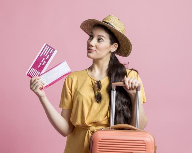dicas de vestuário para viagens