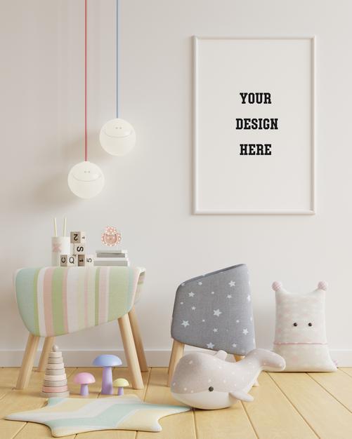 decoração para quarto infantil