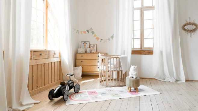 Temas de quartos de bebê unissex
