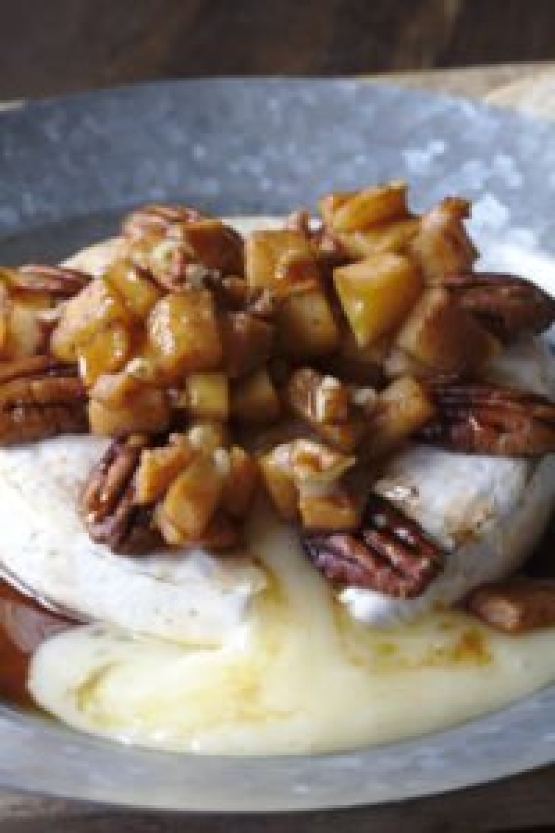 Apple Baked Brie