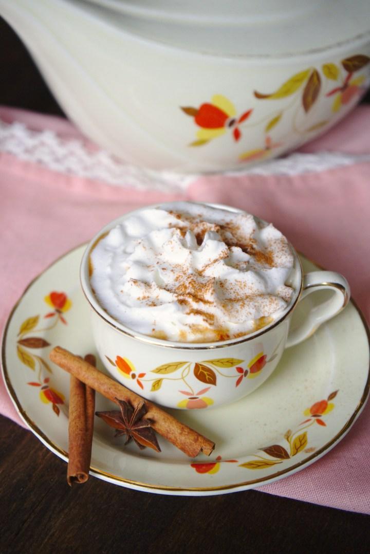 Pumpkin Chai Tea Latte Starbucks