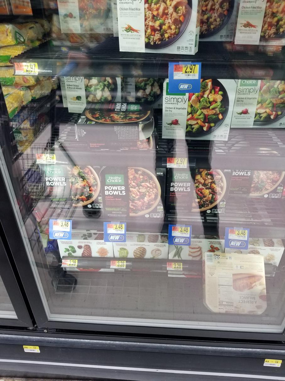 Healthy Choice Bowls Walmart