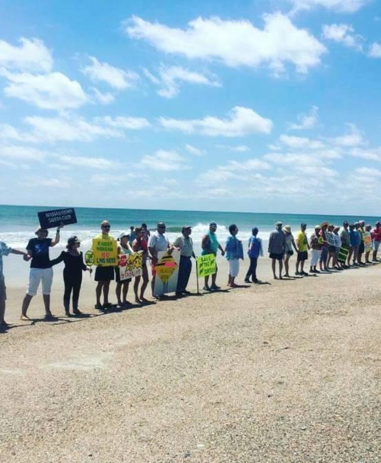 Florida, Océano Sin Perforaciones y Sin Desastres