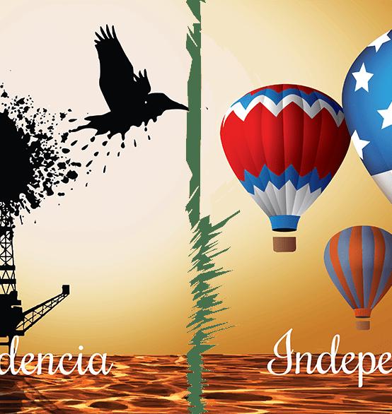 El Cambio Climático y la gesta de independencia