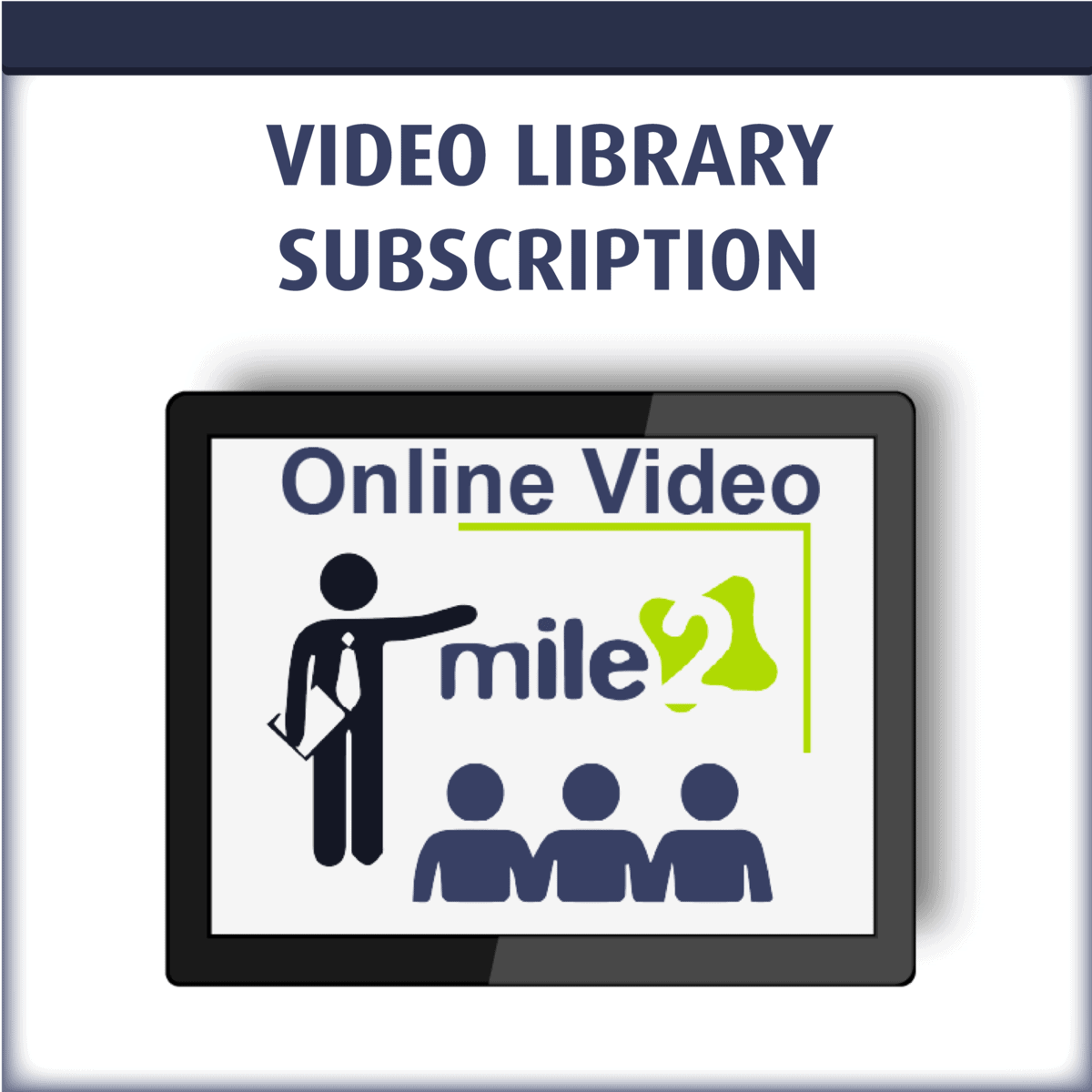 Mile2 Video Subscription
