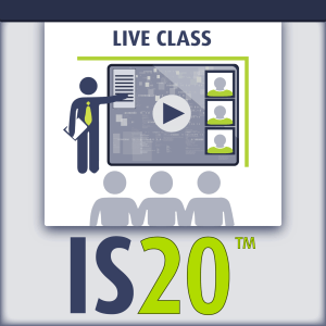 Information Security 20 controls live class