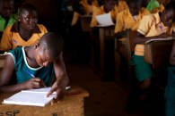 VSO Education in Ghana photo assignment
