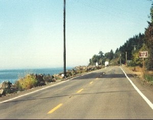 Trip Planning For Washington Highway State 101 Pacific