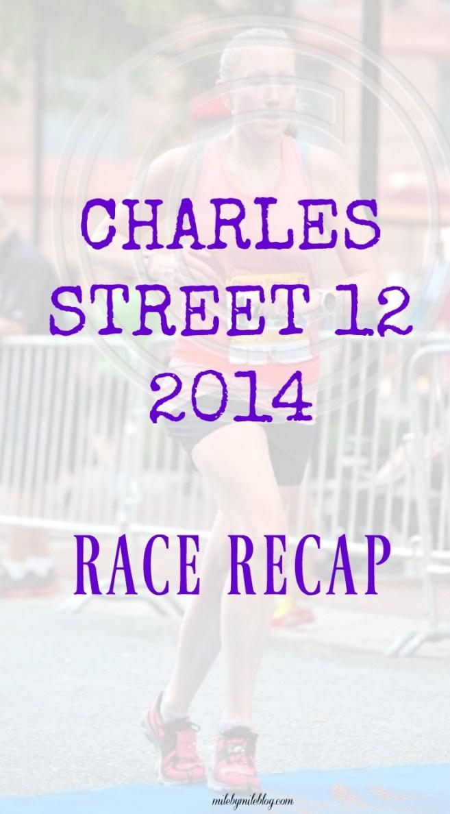 Charles St 12 2014 Race Recap