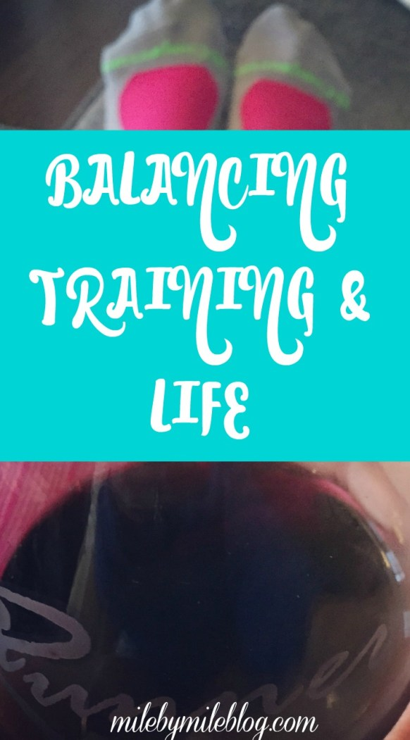 It can be really challenging to balance training and life, but its totally possible! Here are some strategies for continuing to train without giving up other aspects of your life.