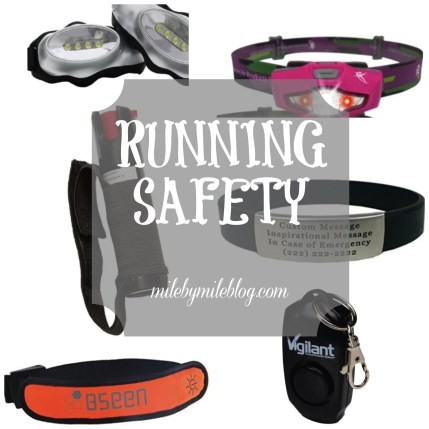 Running Safety