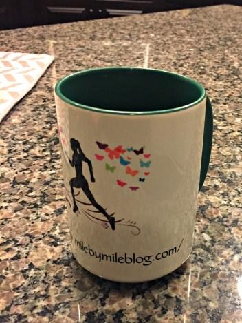 mile by mile mug