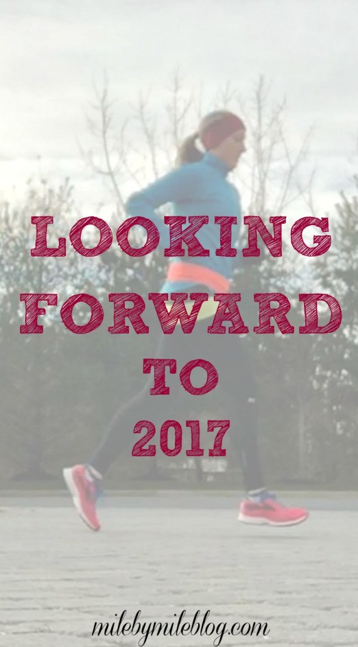 Even without races planned, there are still fun things to look forward to in 2017!