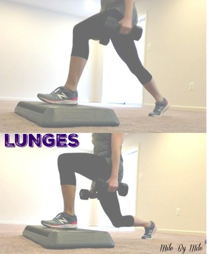 A simple but effective workout to get those glutes firing and burning! No equipment needed, but a set of weights, step, and stability ball are helpful.