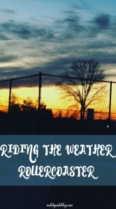 A week of all sorts of weather, from humidity to storms to wind and cold. Check out how I did with my workouts in this week's weekly wrap. #running #workouts