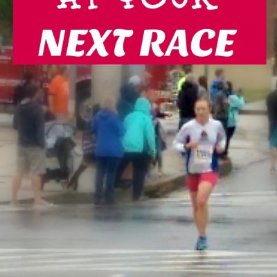 7 Mistakes To Avoid At Your Next Race