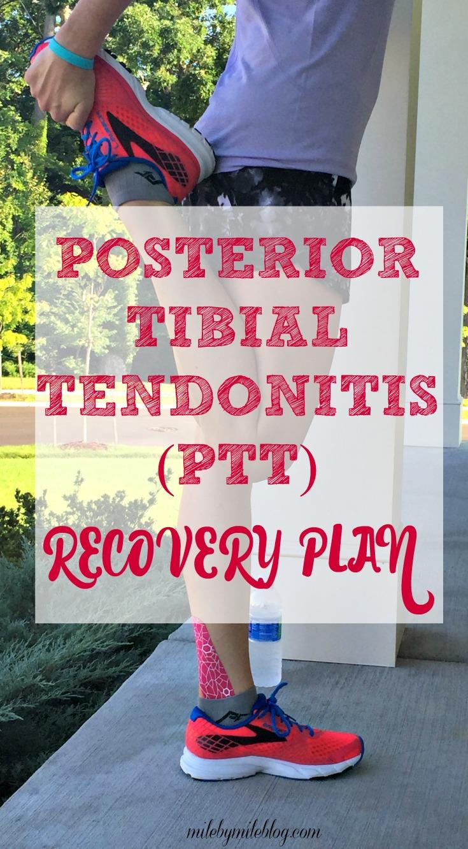 Posterior Tibial Tendonitis (PTT