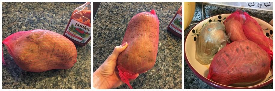 monster sweet potatoes