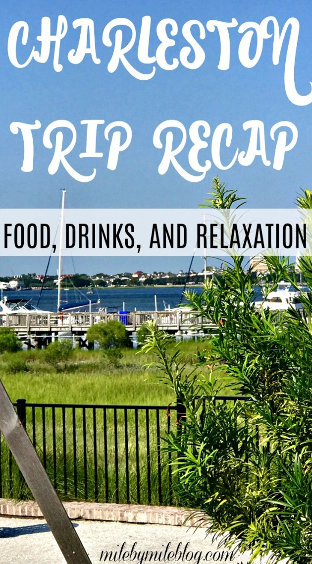 Charleston was full of good food, drinks and relaxation. Read about my trip including where we stayed and the restaurants we ate at- including the most amazing coconut cake ever!