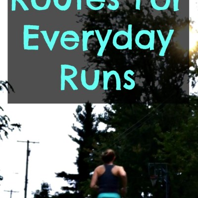 Running Routes For Everyday Runs
