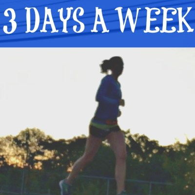The Benefits of Running 3 Days a Week
