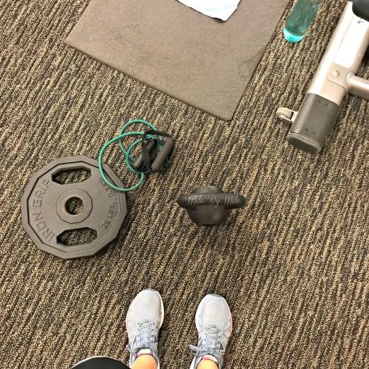 Tuesday Gym Workout