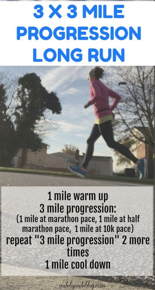 Long runs week after week can be boring and repetitive, especially if you're not training for a race. A long run workout is a great way to change things up and try something new! They also make the run fly by. Click post for more workout ideas.