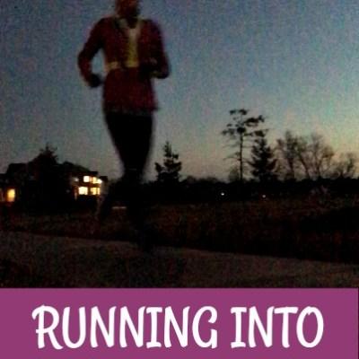 Running into December