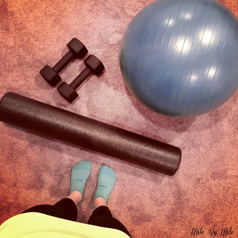 foam roll and strength