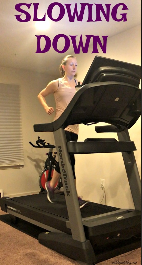 This week started off with some really good runs, but the end of the week was spent slowing down to try to prevent getting sick. Click post to read more about my workouts last week! #running #workouts #blog