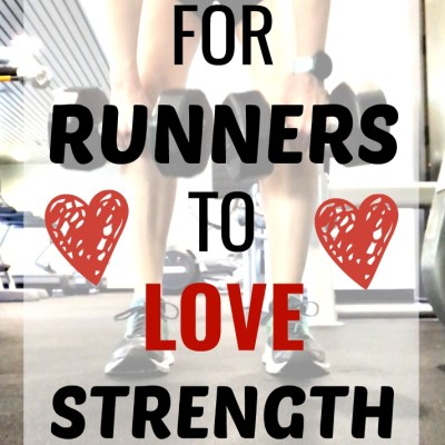 5 Reasons for Runners to Love Strength Training