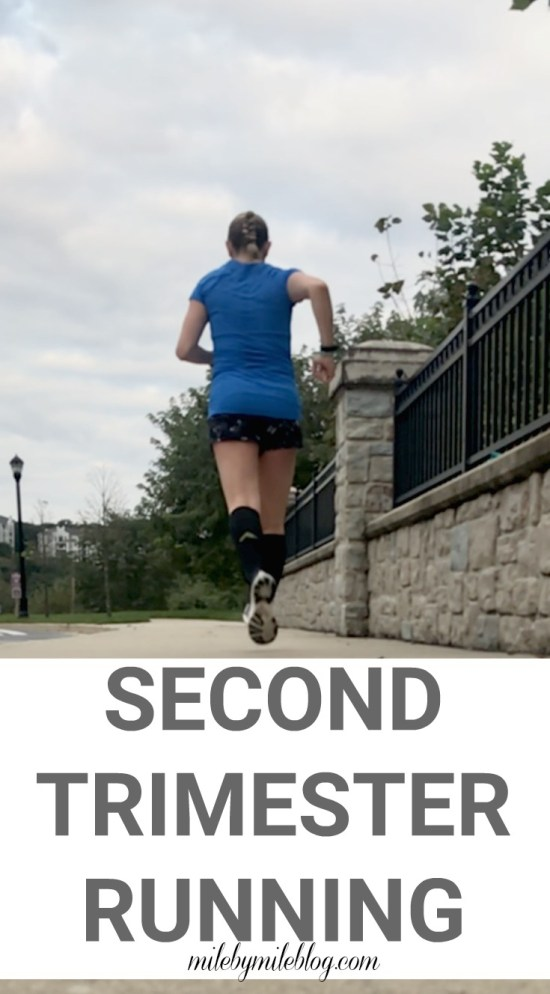 Second Trimester Running