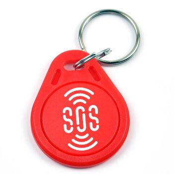 Llavero SOS de Mi Legado Digital