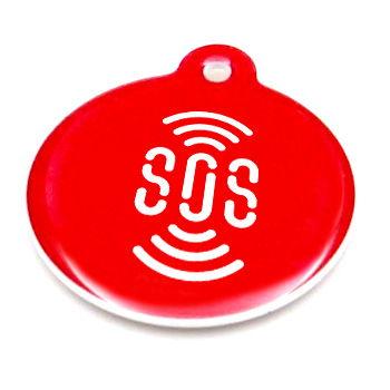 Medalla SOS de Mi Legado Digital