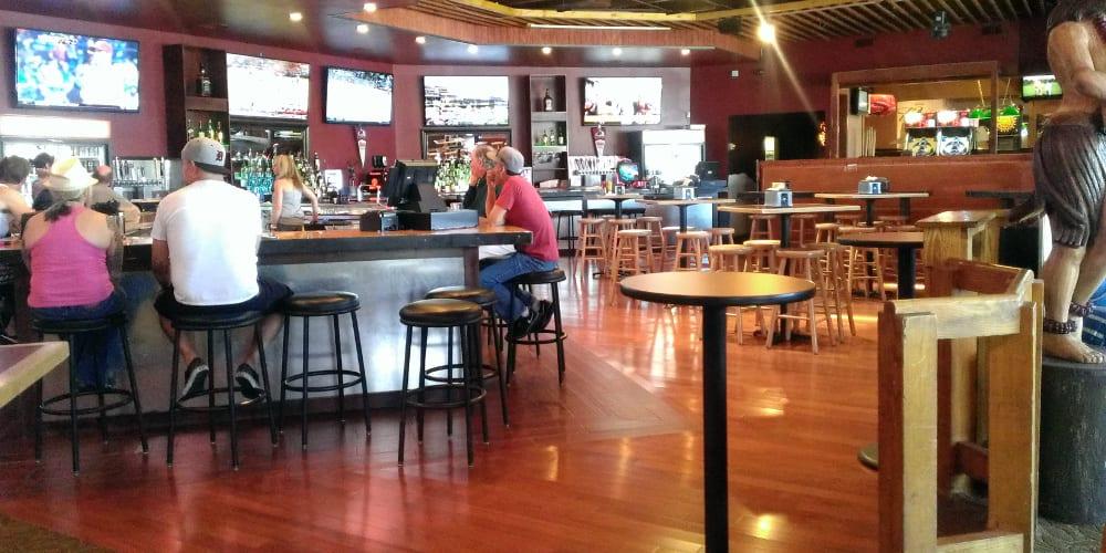 Gibbys Big Backyard Sports Bar  Grill Specials  Aurora
