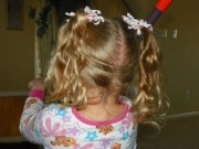 pretty easter hairstyles girls