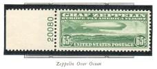 Rocky Mountain Stamp Zeppelin