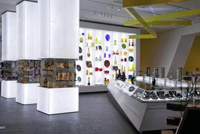 Denver Art Museum , Mile High on the Cheap