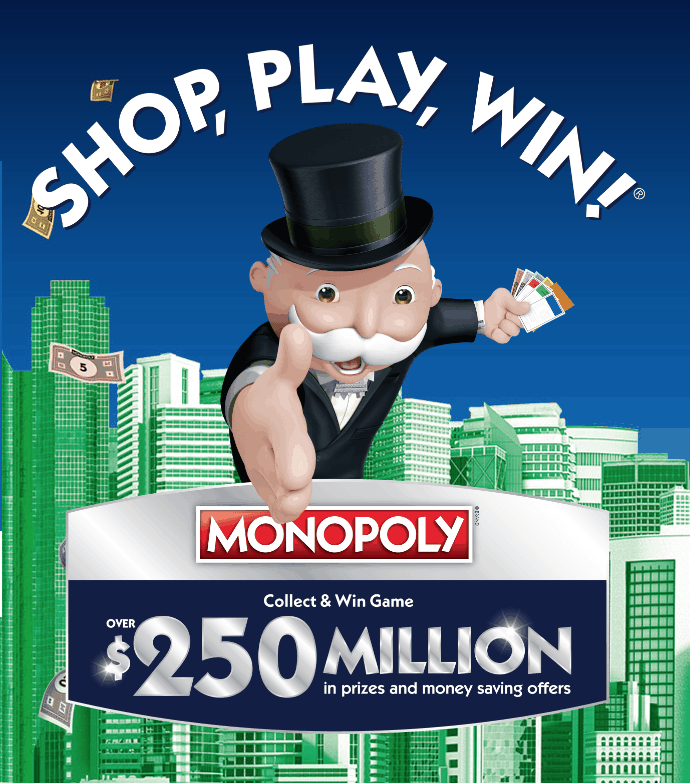 How To Play Safeway's Monopoly Game   and Maybe Win Big - Mile High