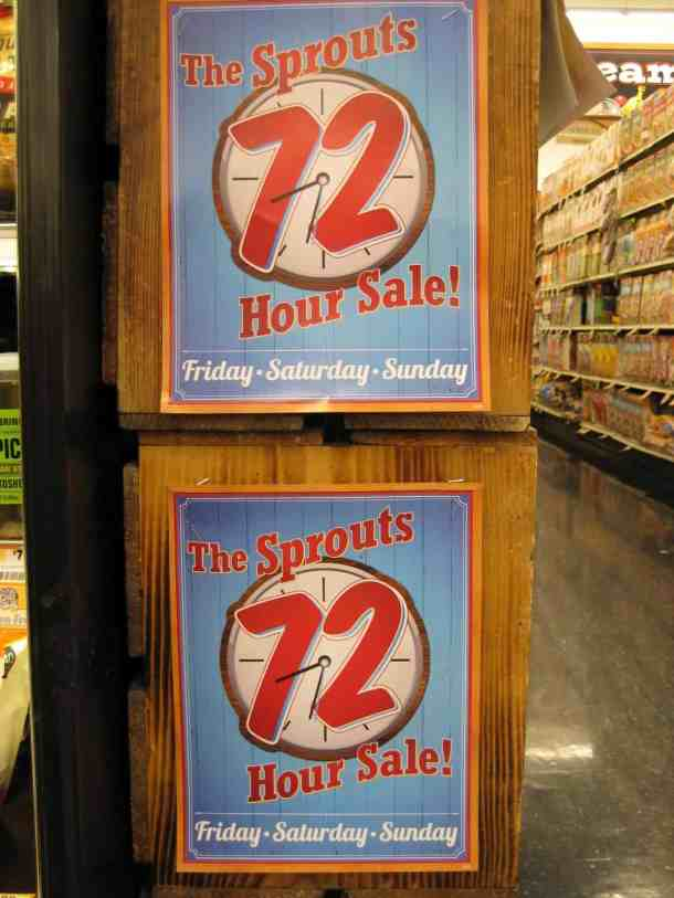 Sprouts Farmers Market's 72-Hour Sale: Big Savings On 10