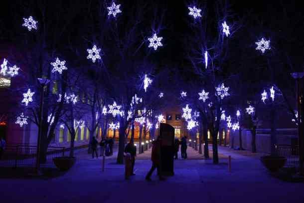 Light Displays In The Denver Area