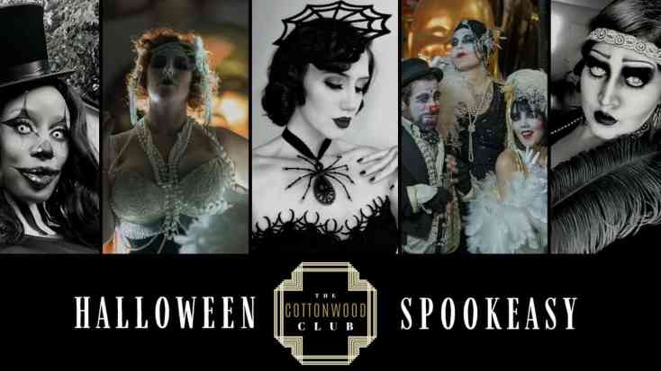 Halloween Spookeasy at The Cottonwood Club