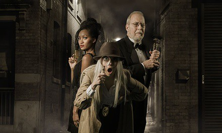 2-Hour Murder-Mystery Dinner for One or Two from The Murder Mystery Co. (50% Off)