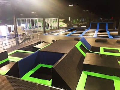 90-Minute Jump Pass for One, Two, Four, or Six People at DEFY Denver (Up to 50% Off)