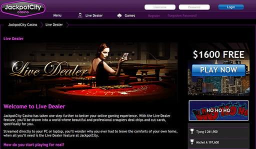 オンラインカジノを始めてみよう