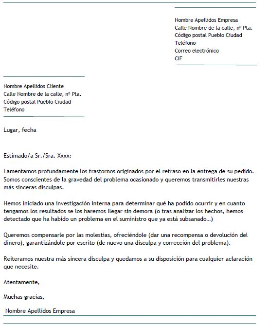 formato de carta formal  Idealvistalistco