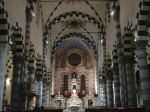 abside chiesa del carmine